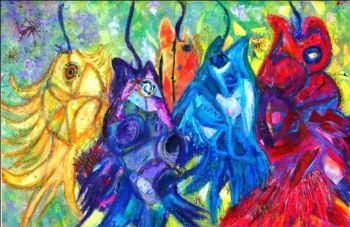 Five Fish - R. Kliot